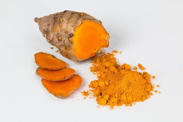 turmeric fresh and powder
