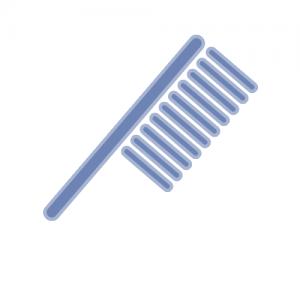 brush before bathing