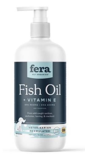 fera fish oil with vitamin e