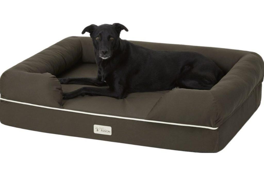 waterproof, washable dog bed